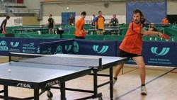 El torneig es va celebrar al Poliesportiu del Garraf