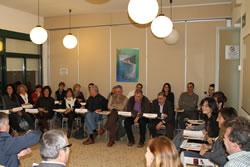 La trobada va ser un èxit per la participació i implicació de tots els sectors