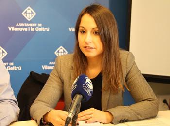 La regidora de Serveis Socials i Salut, Gisela Vargas, ho ha explicat en roda de prems
