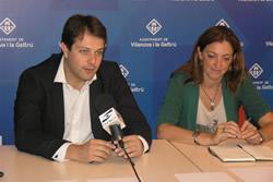 Gerard Figueras i Amèlia Maestre