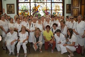 Cloenda del curs de Dones amb memòria