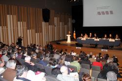 L'Assemblea de Municipis per la Independència, a l'auditori Eduard Toldrà