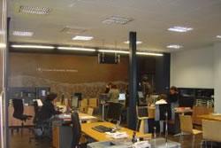 Hemeroteca for Oficina i arxiu