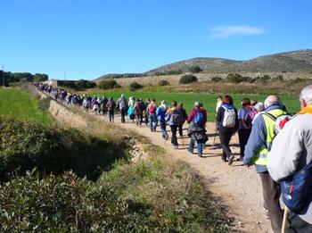 Passejades Gent Gran, Vilanova i la Geltrú