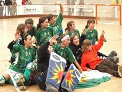 El CP Vilanova és el nou campió de la Copa de la Reina