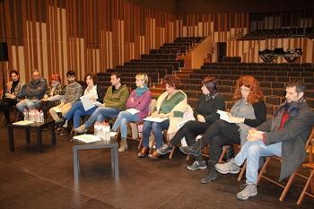 La roda de premsa de presentació es va fer a l'Auditori