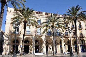 La Joan Oliva és una de les dues biblioteques municipals
