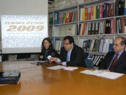 Roda de premsa Campus Universitari de la Mediterrània