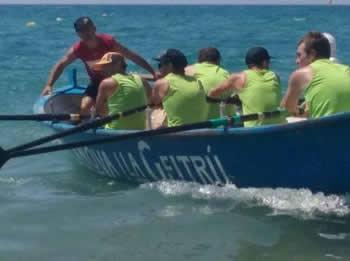 El proper desafiament serà a la platja de VNG