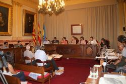 Sessió ordinària del Ple del mes de setembre