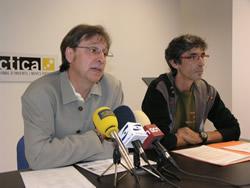 Tomàs Álvaro i Ricart Belascoain, aquest matí