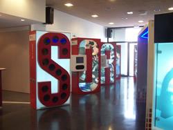 L'exposició es pot veure al Centre Cívic Molí de Vent