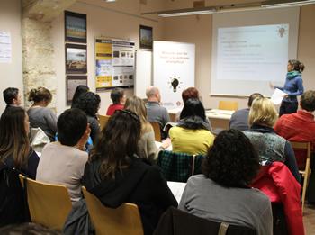 Una quarantena de professionals han participat al taller