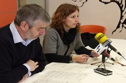 Josep Antoni Blanco i Míriam Espinàs