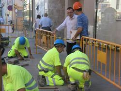 El regidor de Serveis Viaris, Juan Luis Ruiz, ha presentat el nou servei