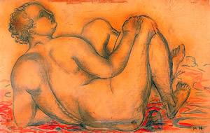 Obra de Manolo Hugué