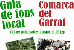 Guia de fons local i de la comarca del Garraf