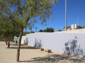 mur horitzontal