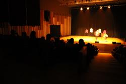 L'Auditori Eduard Toldrà, un nou espai del programa 'Anem al teatre'