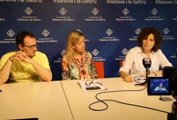 La regidora Teresa Llorens ho ha explicat als mitjans de comunicació