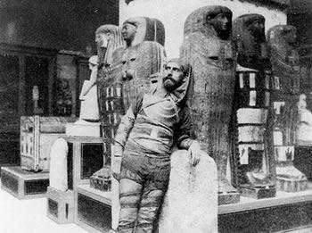 Eduard Toda l Museu de Bulaq, El Caire