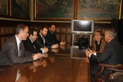 Després de la reunió s'ha anunciat la participació de Neàpolis al MWC, per segon any consecutiu