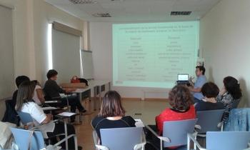 El projecte ha començat amb la formació a les llevadores del CAP Jaume I