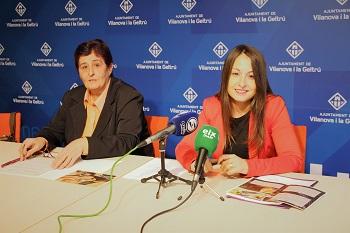 Gisela Vargas i Dolors Camacho han presentat el recurs en roda de premsa