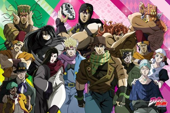 El popular manga de JoJo s'adaptarà a acció real