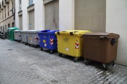Els contenidors de la ciutat han tornat a la normalitat
