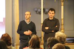 Presentació de 'VNG és Comparses'