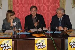 La campanya es va presentar a la Casa Olivella
