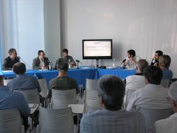 Els assistents a la taula rodona han conegut el projecte de VNG com a smart city
