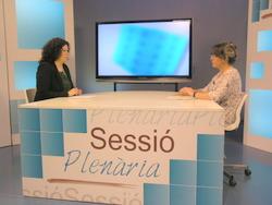 El programa es grava als estudis de Canal Blau Televisió