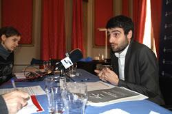 Xavier Carbonell ha fet balanç de les accions en transport públic