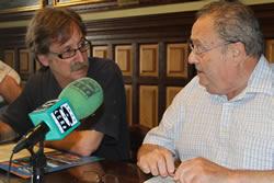 Tomàs Álvaro i Jaume Mercadé