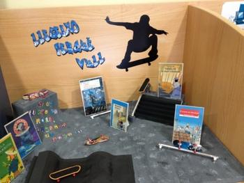 L'exposició té un espai privilegiat a la Sala de Lectura