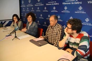 La regidora Teresa Llorens ha presentat el premi en roda de premsa