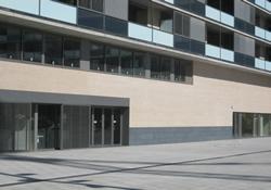 Façana del Centre Cívic La Geltrú, que acull demà la jornada