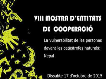 La mostra se celebrarà de 17 a 20 h a la plaça de la Vila