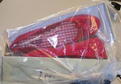 Aquest model de sabates de dona ha estat retirat recentment del mercat