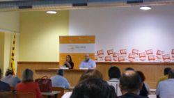 Reunió Fons Català de Cooperació