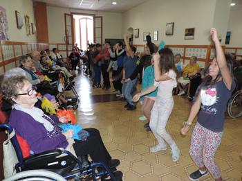 Escola l'Arjau a la Casa d'Empara