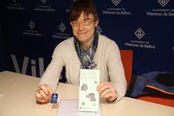 La regidora Blanca Albà va presentar la campanya a finals de gener