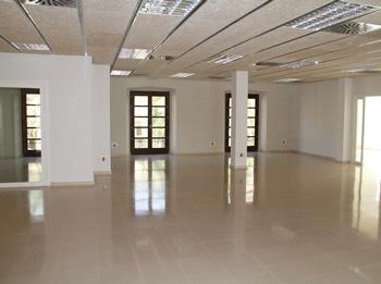 segon pis de l'edifici annex a l'Ajuntament