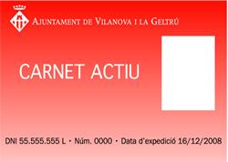 Amb el Carnet Actiu es podrà gaudir de diversos descomptes