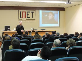 Joan Martorell ha tancat el seminari sobre el Projecte Timol