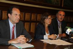 Glòria Garcia ha explicat els canvis en el recorregut de l'autobús urbà