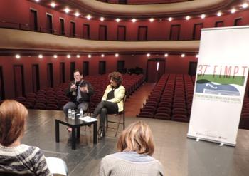 La roda de premsa de presentació es va fer al Teatre Principal, on es dóna el tret de sortida al FIMPT