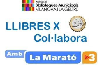 Marató TV3 biblioteques